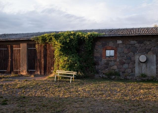Haus Neudorf - eine angrenzende Scheune